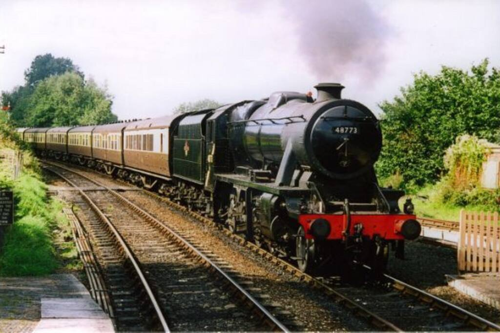 We are ideally situated for the Murder Mystery evenings on the Severn Valley Railway.