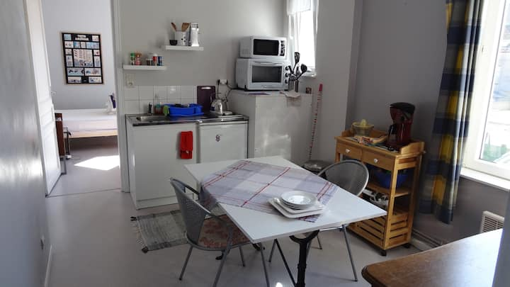 Apartment in town center