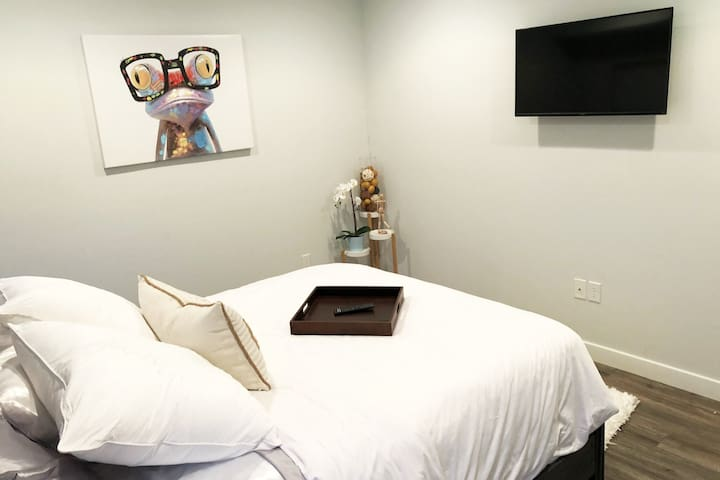 🤩Modern suite private bedroom,Book now get %25 off