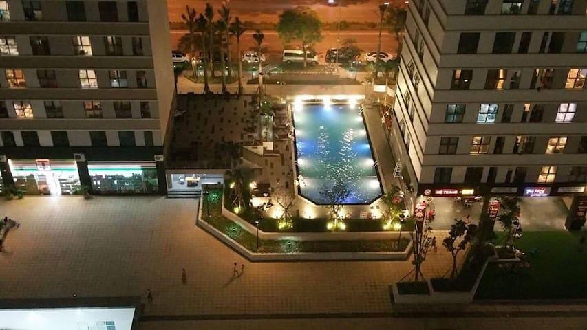 Enjoy 2BR + 2bath + kitchen apartment in Parkview