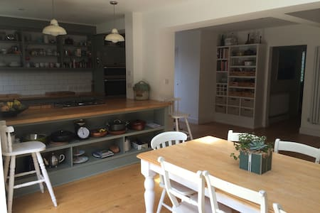 Modern open plan house in the heart of Faversham - Faversham