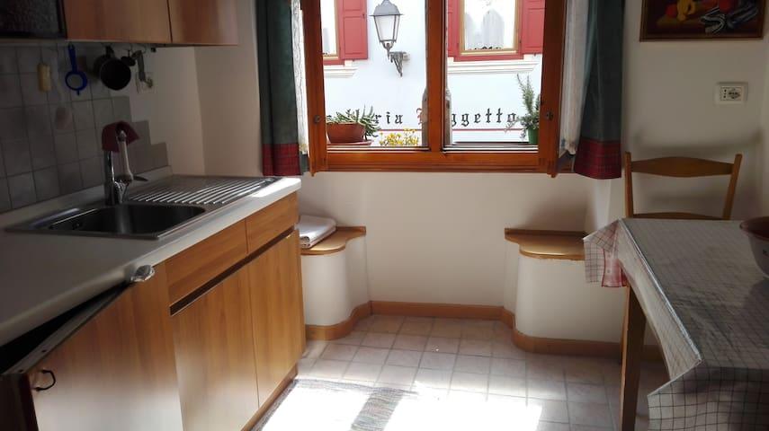 Appartamento in centro circondato dalle Dolomiti - Fiera di Primiero - Appartement
