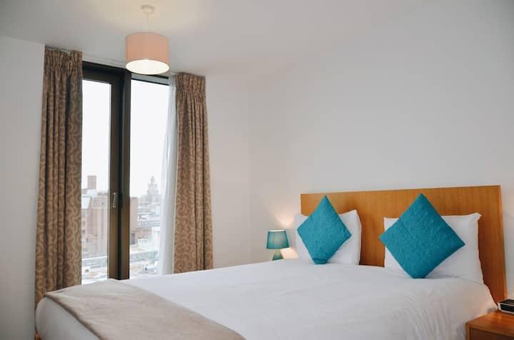 1 Bedroom Apartment Liverpool City Centre.