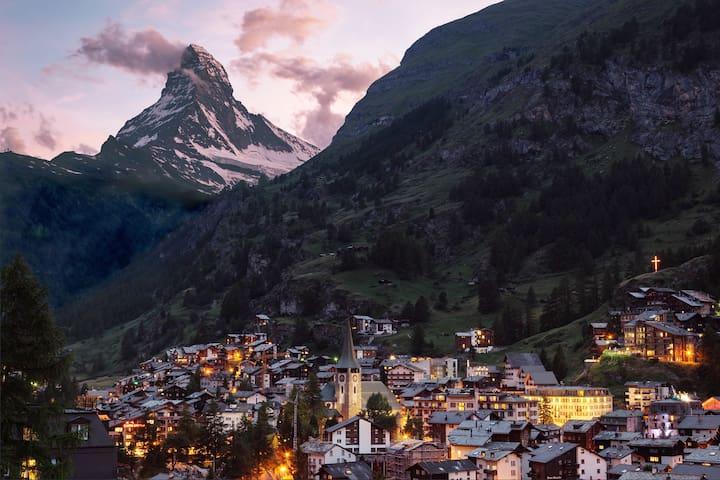 Le Dufour, stunning views on the Matterhorn!