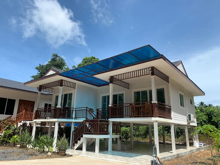 Tara Resort, Peace House Villa with Mountain views