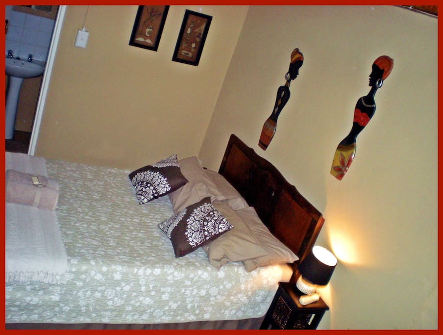 Self catering room 3