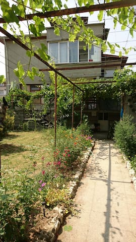 Cosy,green place, close to beaches