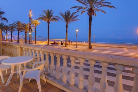 Hermoso apartamento frente a la playa