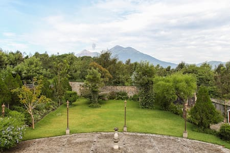 Bungalow ~ Jardin Casa La Historia ~ - Antigua Guatemala