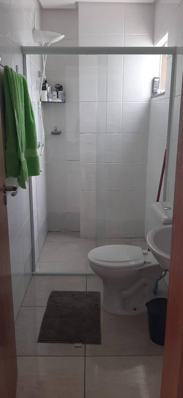 Apartamento Inteiro e Aconchegante para até 4p