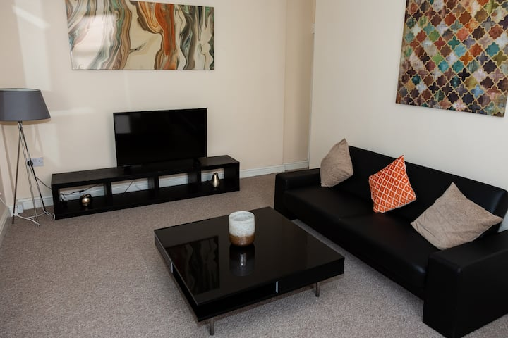 One bedroom apartment South Shields