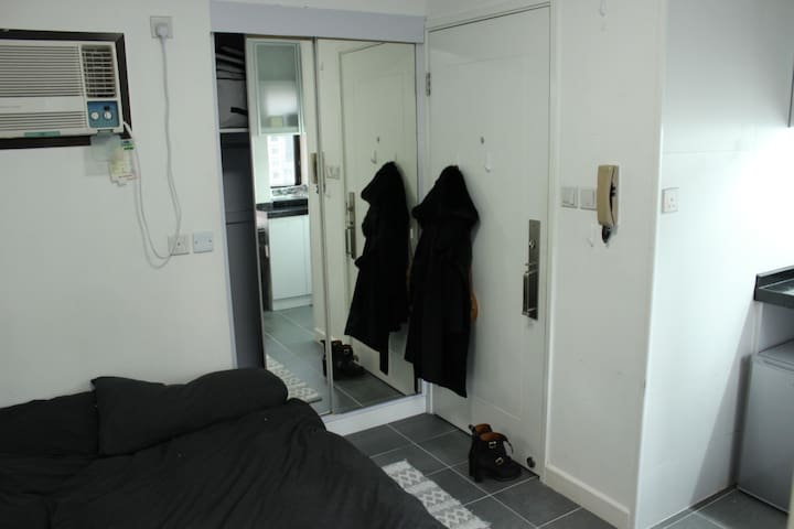 Prime Location Studio Apartment in Soho Central