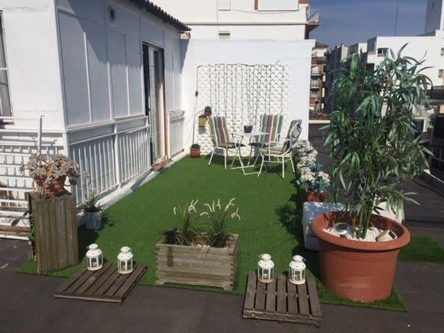 Habitación doble en Ático con terraza en centro - Zaragoza - Casa