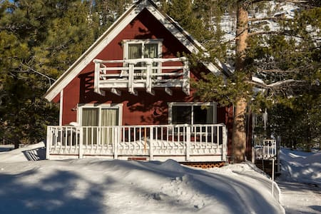 Red Mountain Cabin: Classic look, modern amenities - South Lake Tahoe
