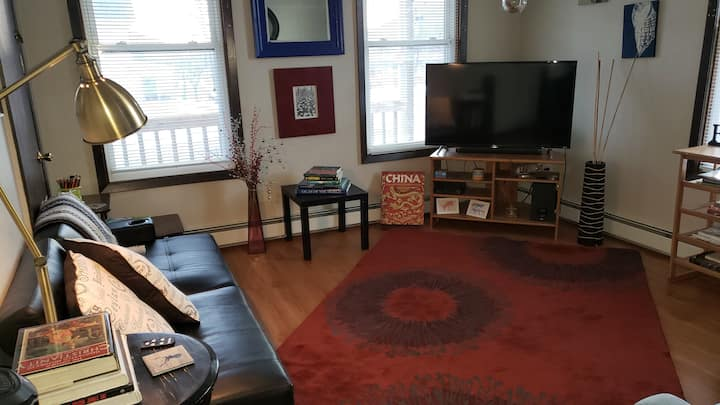 Pet-friendly apartment in downtown Red Wing