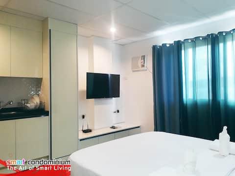 Smart Condominium - Studio 10 - Cagayan de Oro