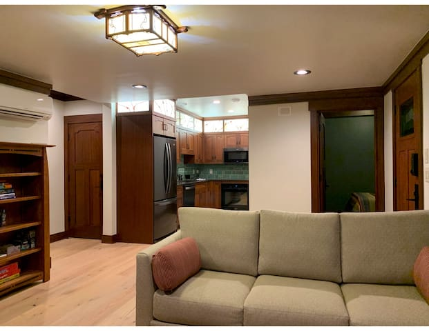 New net-zero craftsman apartment close to BYU