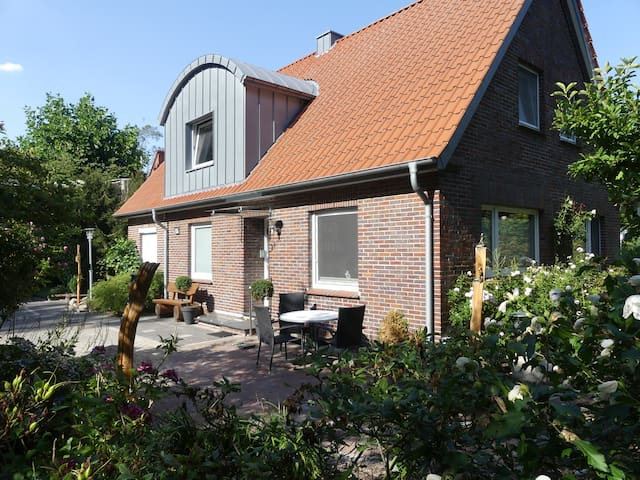 Central luxury appartment close to Oldenburg