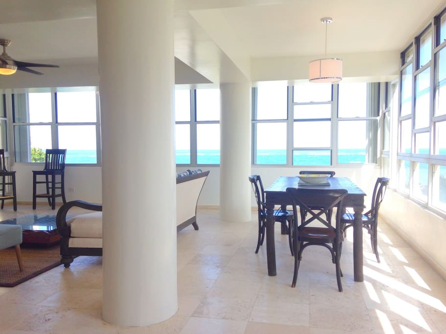 Family / Dinning room / Northern View