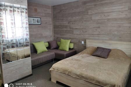 Апартаменты comfort