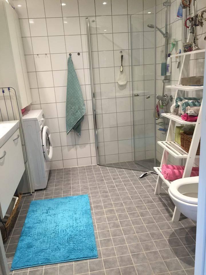 Bad, dusj, toalett