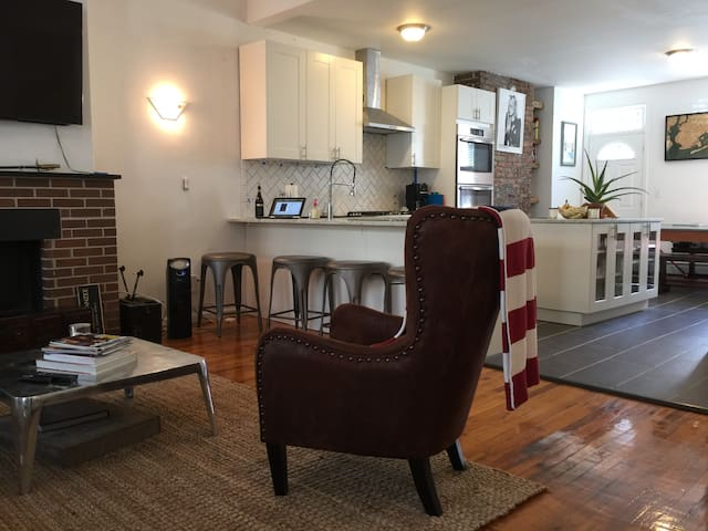A unique stay in Bedstuy - Brooklyn - Dom