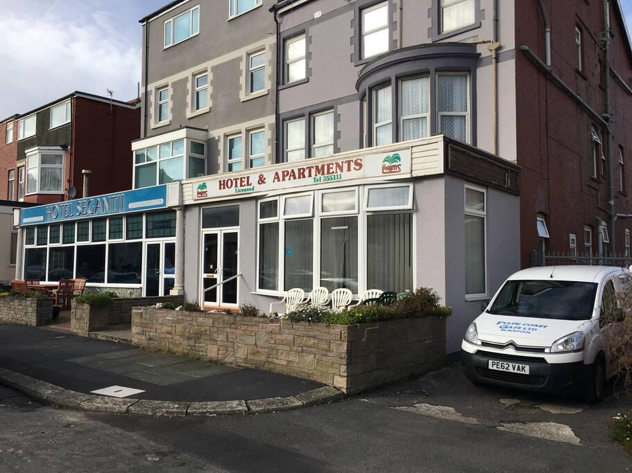 Palms Hotel Blackpool