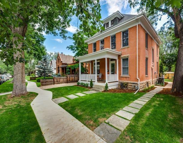 Luxury Historic * Perf 4 CSU Parents ❤️ of OldTown
