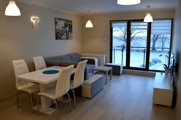 Apartament Bayview 53m2 (wanna) - Puck - Byt