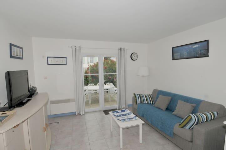Appartement dans résidence proche du port - Saint-Martin-de-Ré