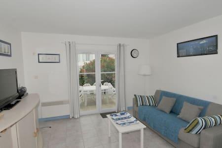 Appartement dans résidence proche du port - Saint-Martin-de-Ré - Wohnung