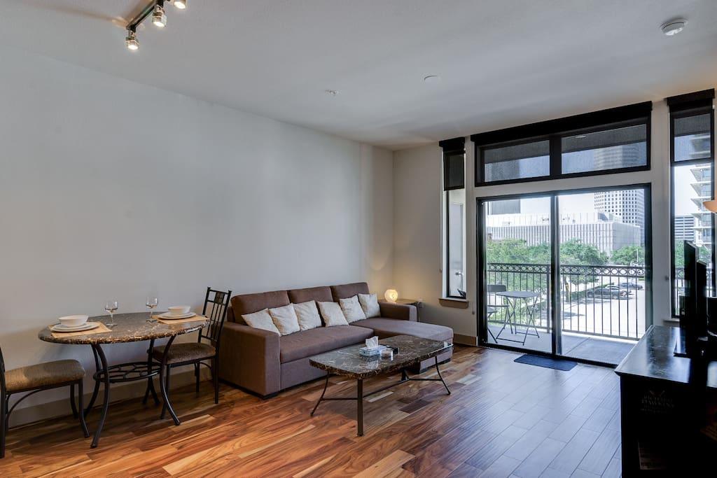 Hostingzak Furnished Apartments Houston