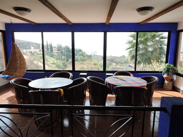 Casa en Ajijic con acceso a Raquet Club - San Juan Cosalá - Ev