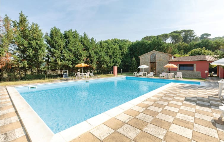 Holiday apartment with 2 bedrooms on 80m² in Monteleone Orvieto TR