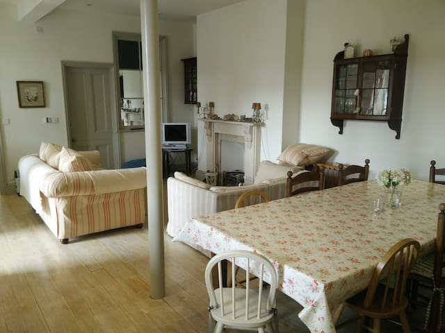 The Old School House, Fowey - Fowey - Apartamento
