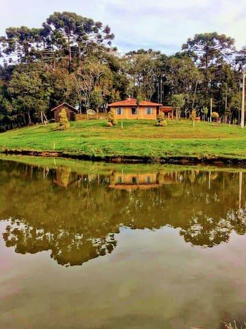 Chácara São Pedro Lugar tranquilo entre a natureza