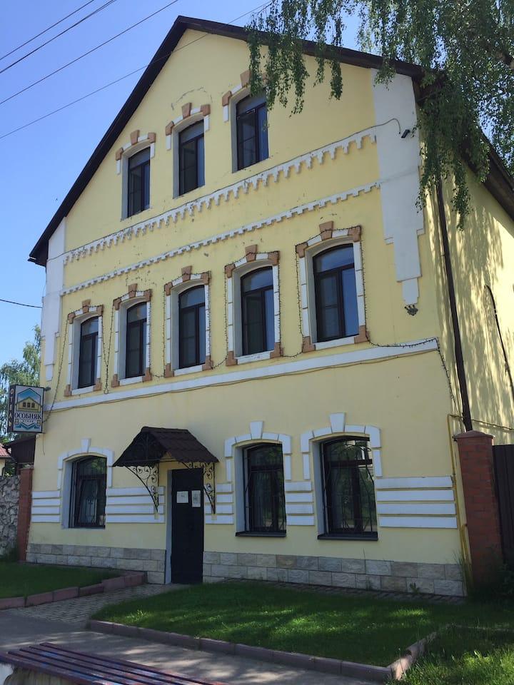 Отель Особняк-дом купца Наугольникова
