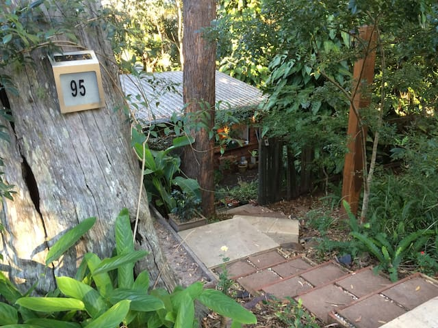 Rainforest Cottage - Nambour