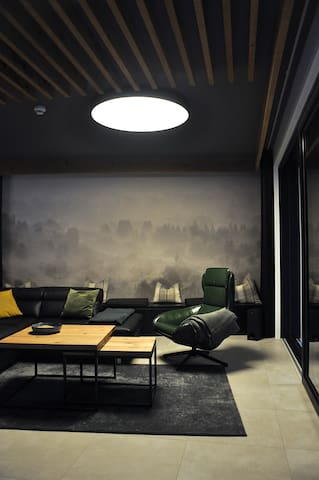 Atemberaubendes Luxus-Apartment