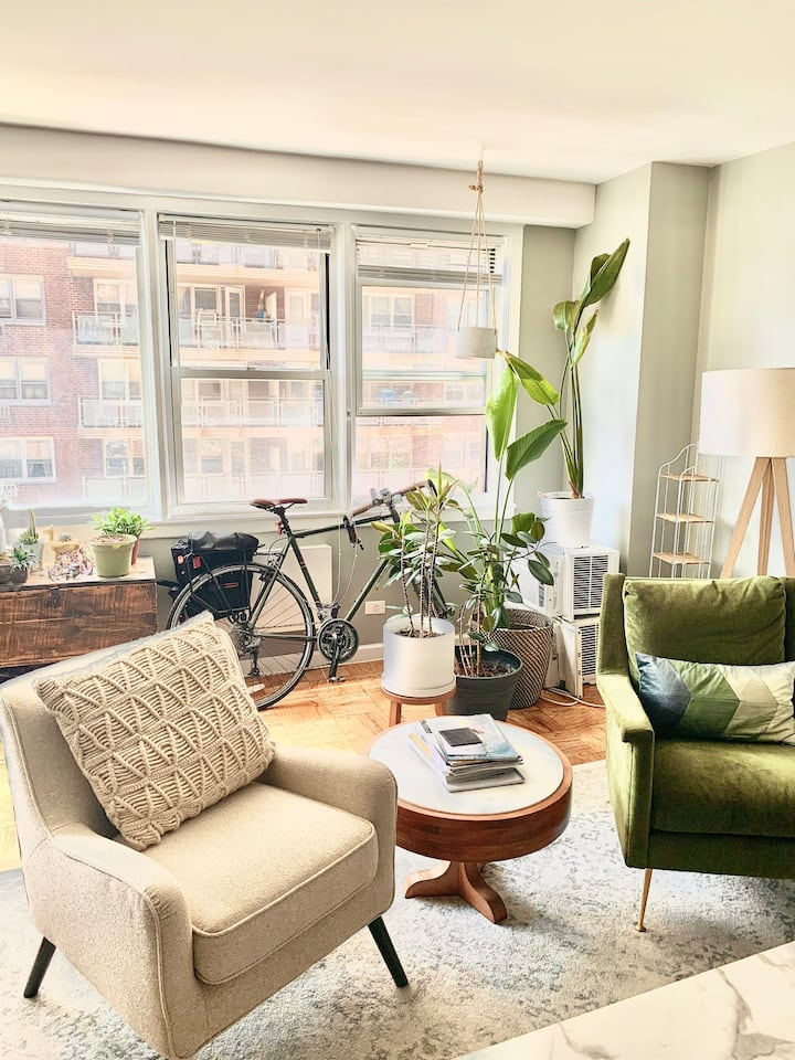 Large One Bedroom next to Prospect Park