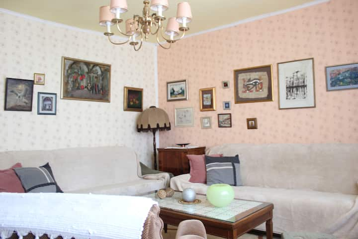 Private room in the Sarajevo Old town