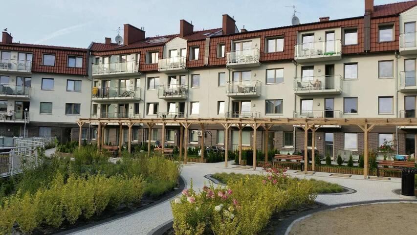 Mieszkanie dwuosobowe przy Parku Zdrojowym