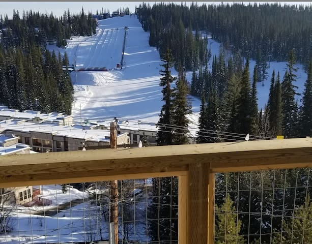 SilverStar home with a view!