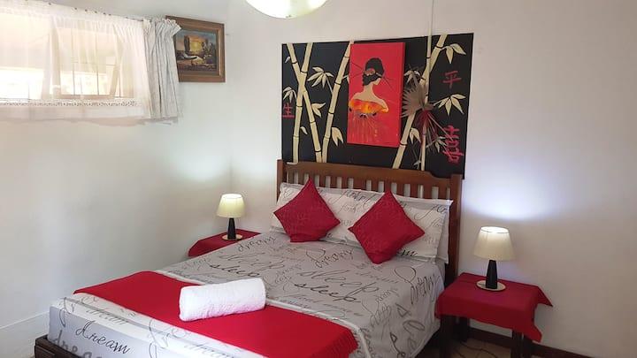 Takara Double Bedroom