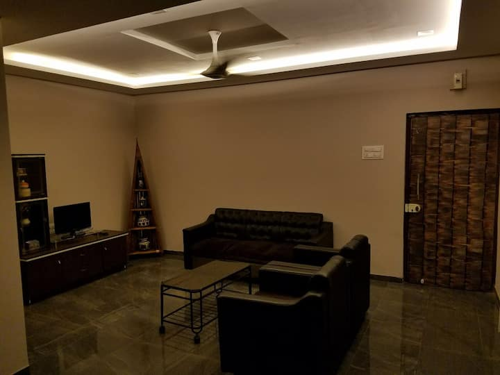 'HOME SWEET HOME' 3BHK Apartment