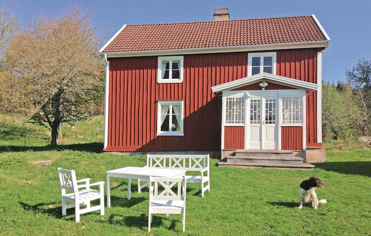 Holiday cottage with 2 bedrooms on 80 m² in Gränna