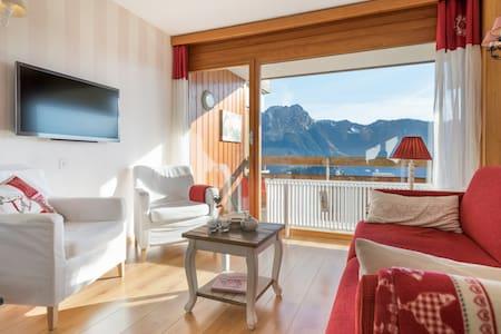 Roc d' Orsay C6/Ski Home Direct - 莱森 (Leysin) - 公寓