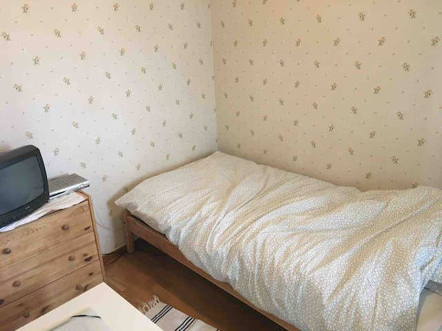 Room & sofa-bed available close to Arlanda airport
