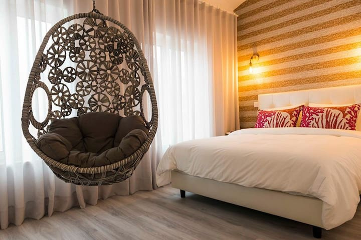 Home Sweet Praia Guest House -Areia - Nazaré - Huoneisto