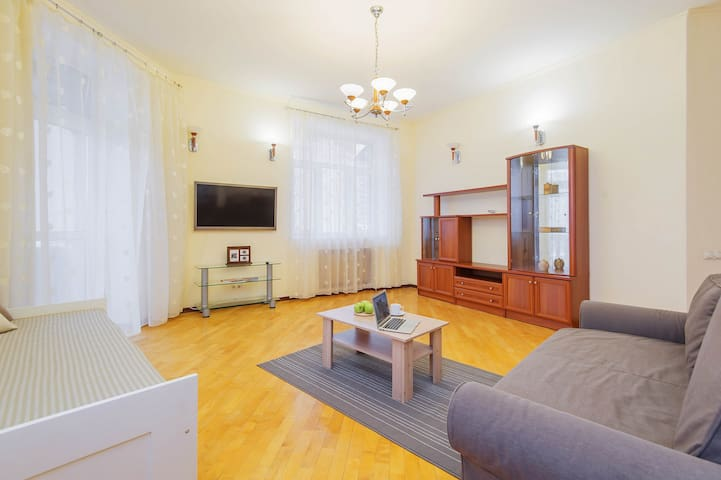 🔑💎 🏠Charming flat, area near Tretyakov gallery